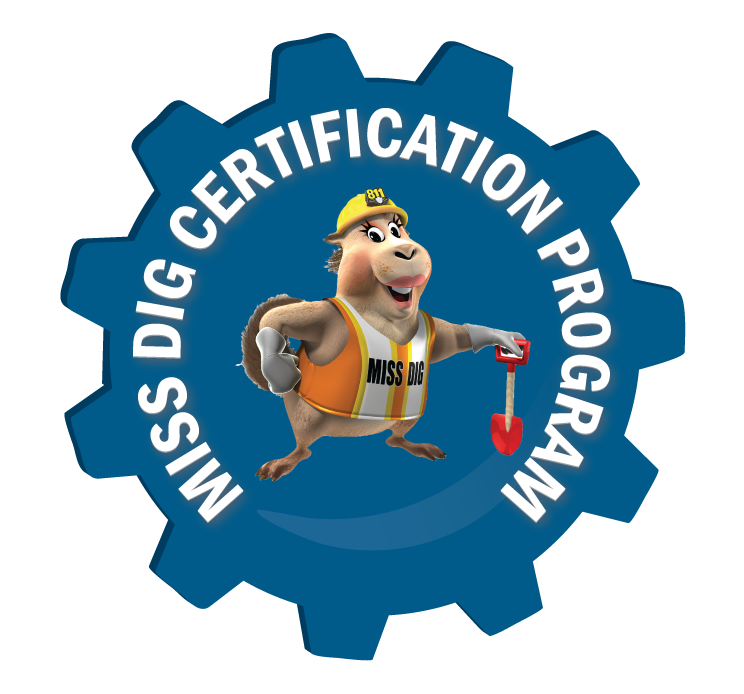 MISS DIG Certification Program - MISS DIG System, Inc. - MD_Cert